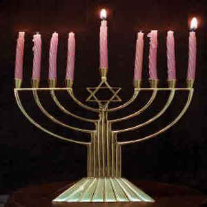 First night of Channukah